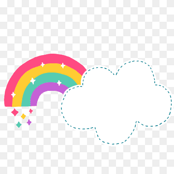 Download Rainbow Cartoon PNG