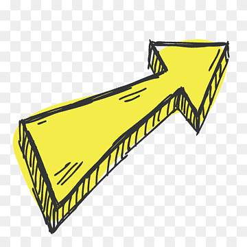 Download Arrow Yellow PNG