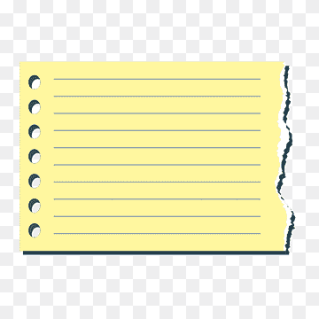 Download Paper Notebook PNG