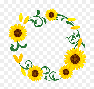 Download Sunflower Flower PNG