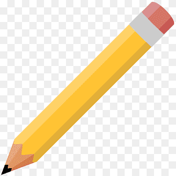 Download Pencil Yellow PNG