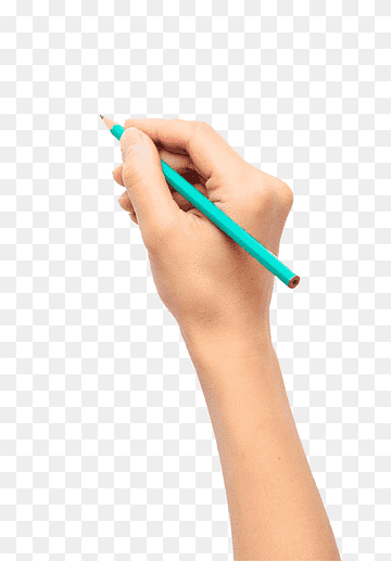Download Hand Pencil PNG