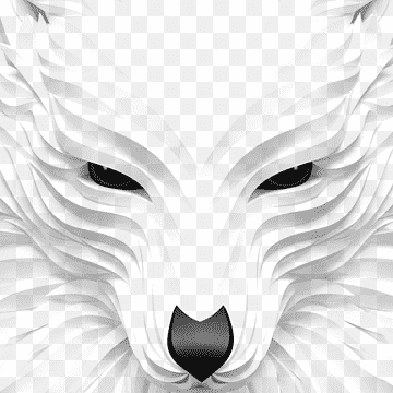 Download White Wolf PNG
