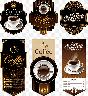 Download Coffee Poster PNG