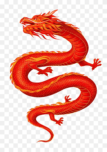 Download Dragon Chinese PNG