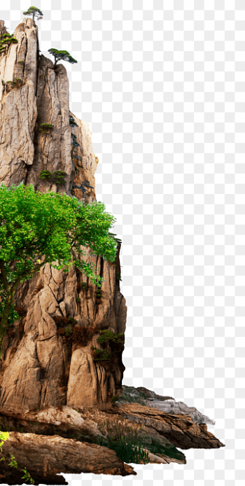 Download Mountain 3d PNG