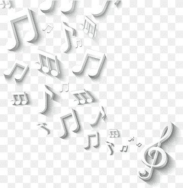 Download Musical 3d PNG