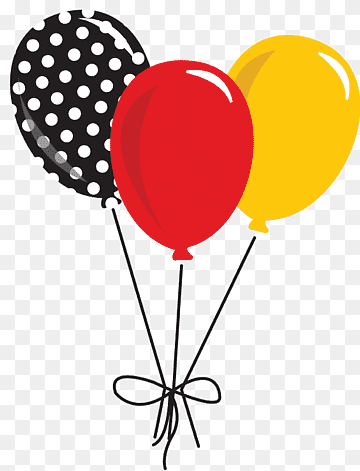 Download Mouse Balloons PNG