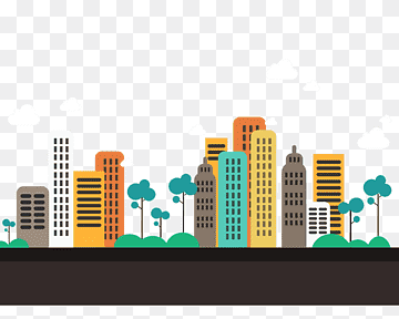Download Cartoon City PNG