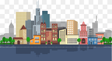 Download City Building PNG