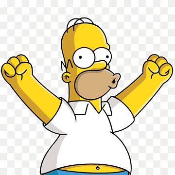 Download Meme Simpson PNG