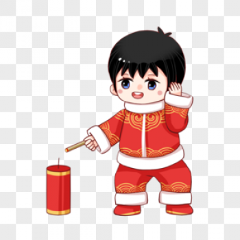 Download Chinese Doll Lighting Fireworks