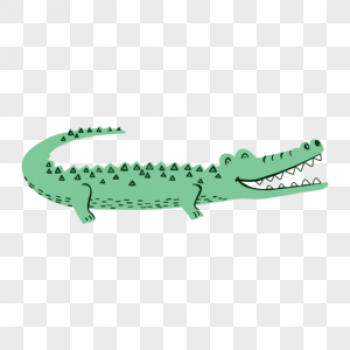 Download Crocodile Cartoon Vector