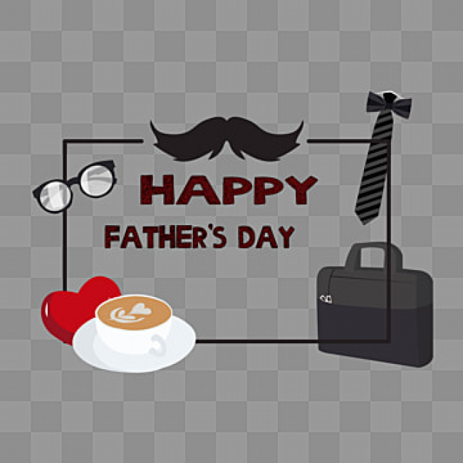 Download Decorative Design Happy Father S Day