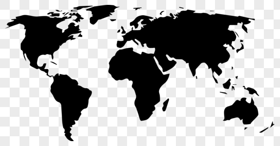 Download World Map Vector