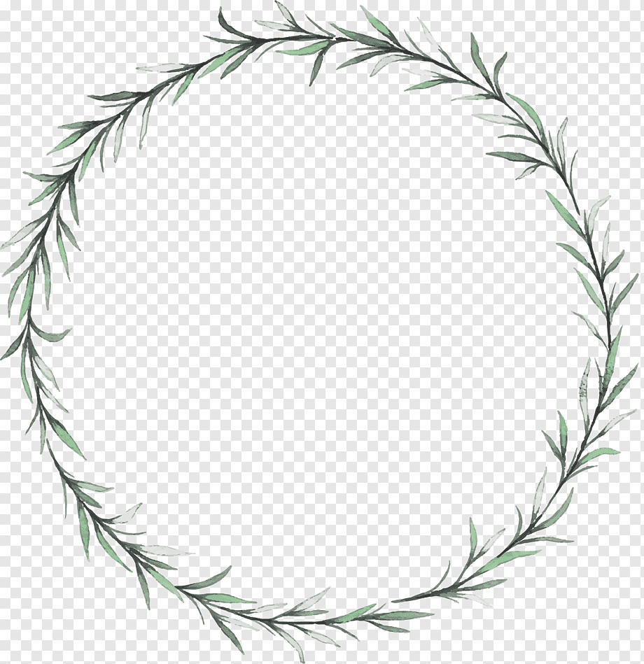 Download free Leaf Wreath PNG
