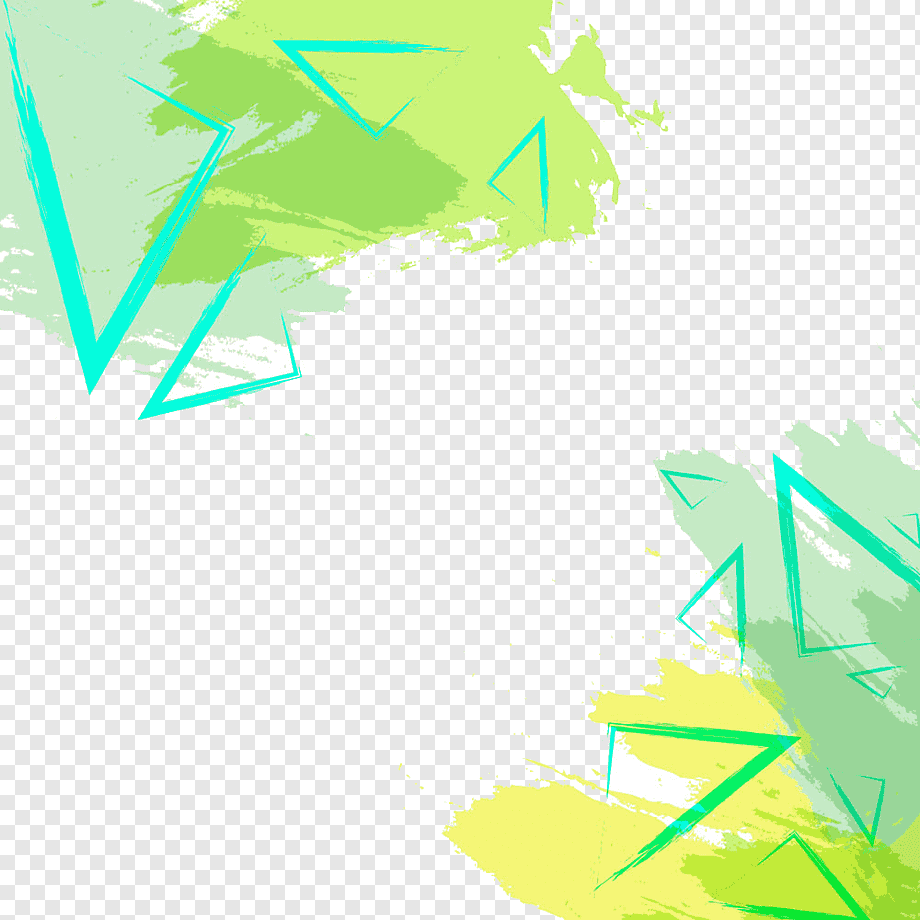 Download free Watercolor Green PNG