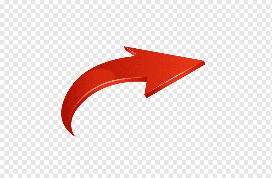 Download free Red Arrow PNG