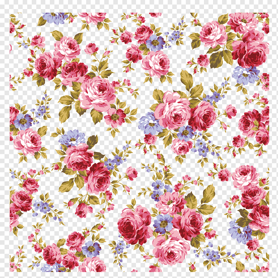 Download free Flower Pattern PNG